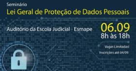 Seminário sobre Proteção de Dados Pessoais
